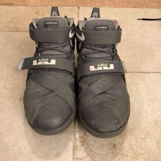 Nike LeBron basketball shoes (uS 4.5, EUR 36.5)