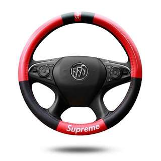 606 New Supreme Steering Wheel Cover [P.O]