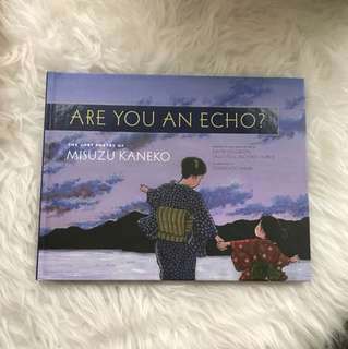 Are you an echo