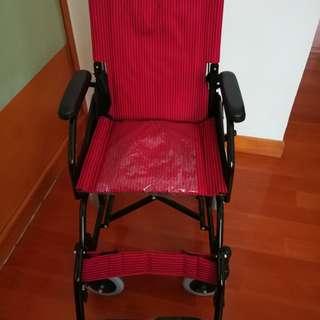 9成新輪椅 wheelchair (購自真善美)