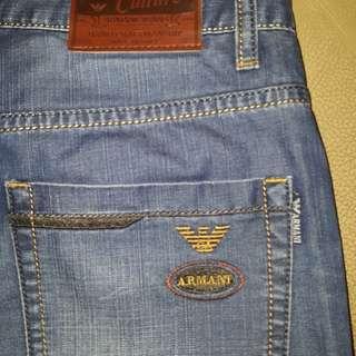 Armani 牛仔褲