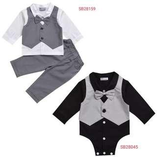 Baby Tuxedo (wechat: Strawmint)
