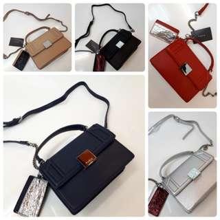 SALE!!! PEDRO mini top handle sling bag. Tas import elegan wanita