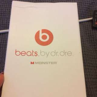 Beat headphones