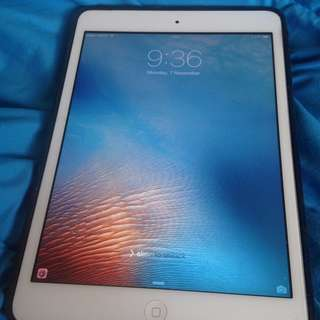 iPad Mini 1 Wifi + Cellular 16GB (REPRICED! LOW!)