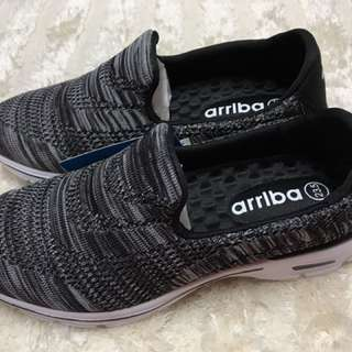 Arriba艾樂跑女鞋/彈性輕量健走鞋505