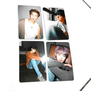 [WTS] OFFICIAL WANNA ONE FANCON PHOTOCARD