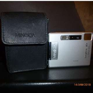 Old Minolta Camera For Collectors