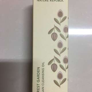 Nature Republic Argan Oil Moisturizing Cleanser