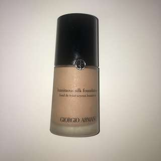 Luminous silk foundation 5.25
