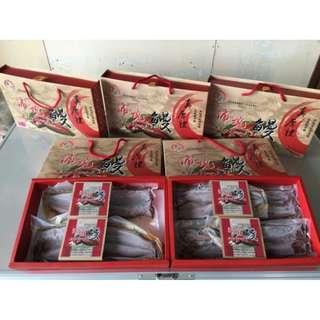 年貨年菜*丞昀水產*台灣自產自銷專業養殖場*鱸鰻鰻魚蒲燒鰻 1kg/1000g*通過 SGS食品檢驗合格.嚐鮮價 禮盒裝