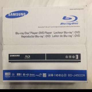 Samsung Blu-Ray DVD Player