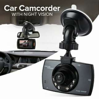 Car Camcoder used