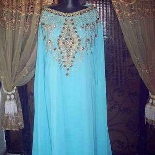 Arabic style dress