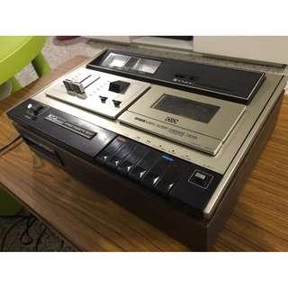 JVC Cronios head cassette tape deck Vintage audiophile retro cdm4