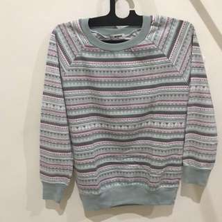 NEVADA TRIBAL SWEATER