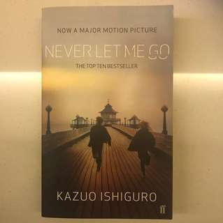 Never Let Me Go by Ishiguro