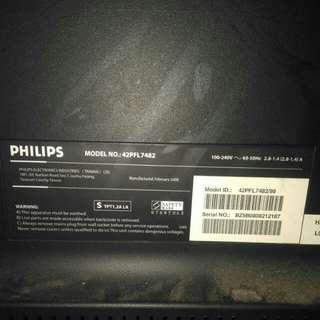 42 inch tv ( price reduce )