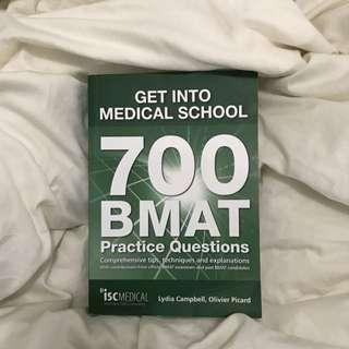 BMAT medical Practice Book