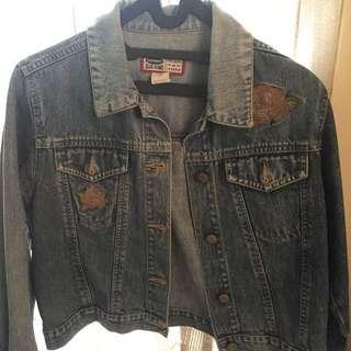 Jaket Jeans Old Navy