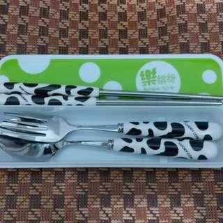 環保餐具,筷子 匙羹 义 chopsticks spoon fork