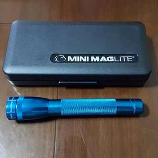 Mini MAGlite Torch