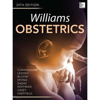 Williams Obstetrics, Marlene M. Corton, 24th Edition [PDF]