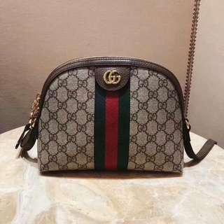 Gucci GG Latest Styleshell Bag.