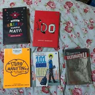 BOOKS : BULK BUY (5 books)