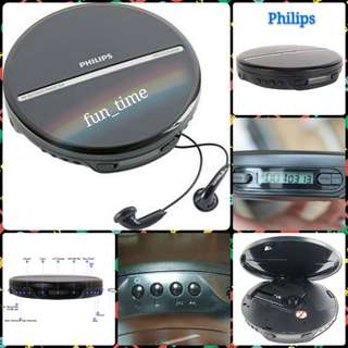 (J13)BNIB Philips Portable CD Player