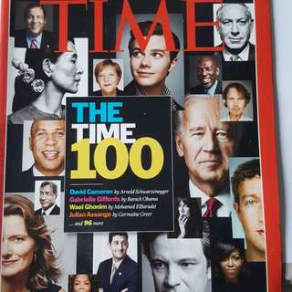 Time Magazine the time 100