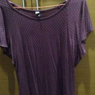 UNIQLO easy tshirt