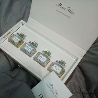 Miss Dior Scent Collection