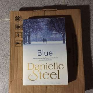 Danielle Steel - BLUE story book