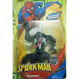 MARVEL LEGENDS Spider-Man Classics Series 4 - VENOM SCORPION