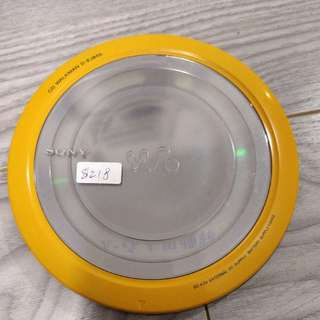 Sony D-EJ855 CD-R/RW 播放器,一星期内有問题可以退換。
