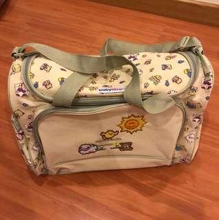 Baby stuff bag