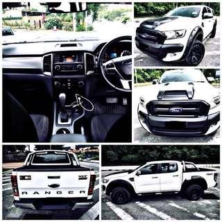 SAMBUNG BAYAR  FORD RANGER XLT AUTO 2.2 TAHUN 2016 BULANAN RM 1170 BAKI 7 TAHUN ROADTAX HIDUP TIPTOP CONDITION  DP KLIK wasap.my/60133524312/ranger