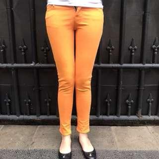 Vivery Jeans Orange