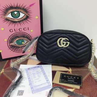 Gucci Sling Complete Inclusion