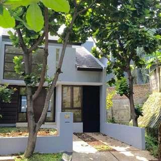 Dijual Rumah Cibubur Residence Tipe PINE WOOD