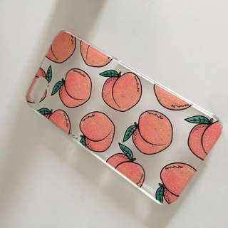Peach TOP SHOP iPhone SE/ 5/ 5S/ 5c case