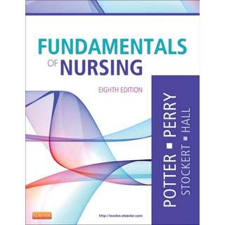Fundamentals of Nursing, Patricia A. Potter, 8th Edition [PDF]
