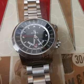 原装瑞士司馬石英手錶~一減再減$1800