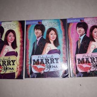 Marry You Wattpad Book Bundle