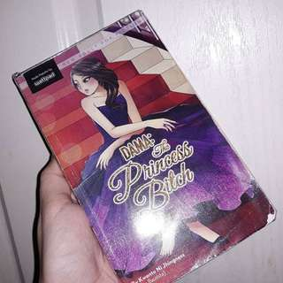 Dama The Princess B*tch Wattpad Book