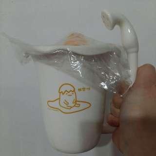 🚚 蛋黃哥淋浴造型馬克杯