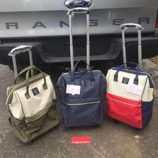 Anello Trolley / Backpack