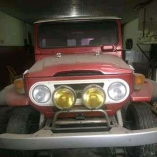 Hardtop murah meriah diesel 3300cc