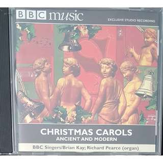 UK Print CD BBC Christmas Carols Ancient and Modern
